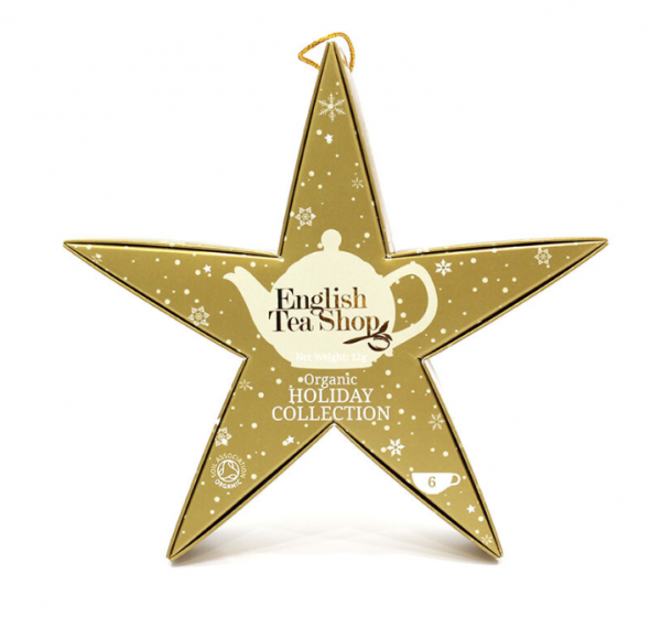 """Weihnachtsstern zum Aufhängen """"Gold Star"""""""